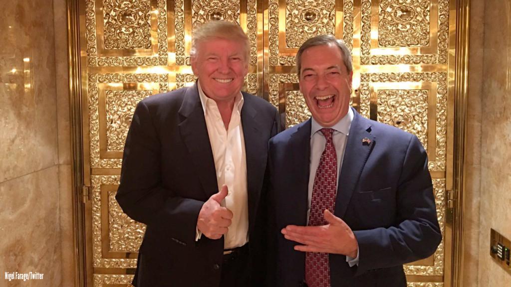 Nigel Farage/Twitter