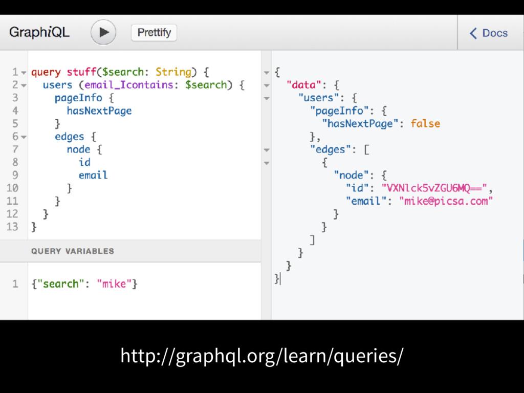 http://graphql.org/learn/queries/