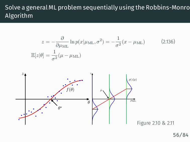Solve a general ML problem sequentially using t...