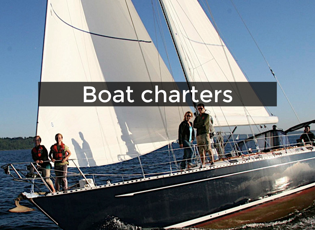 Boat charters Boat charters