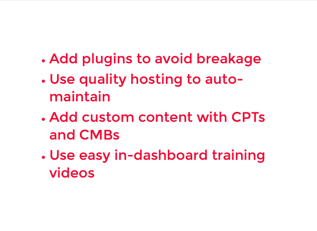 Add plugins to avoid breakage Add plugins to av...