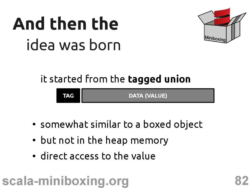 82 scala-miniboxing.org And then the And then t...