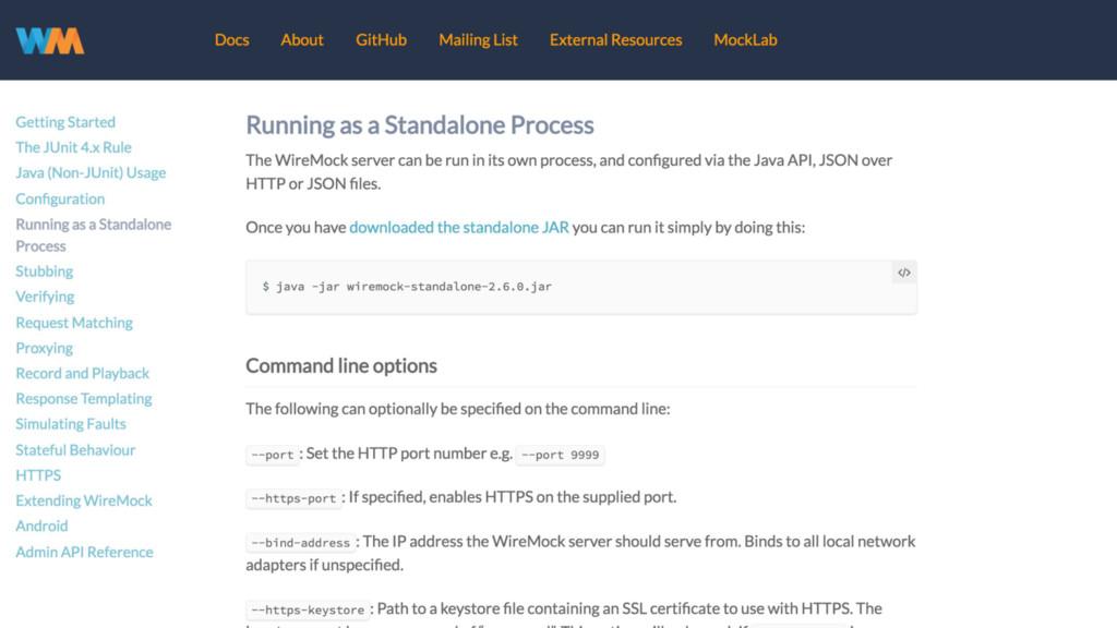 @HandstandSam #DevFestDC Open Source Tool for M...