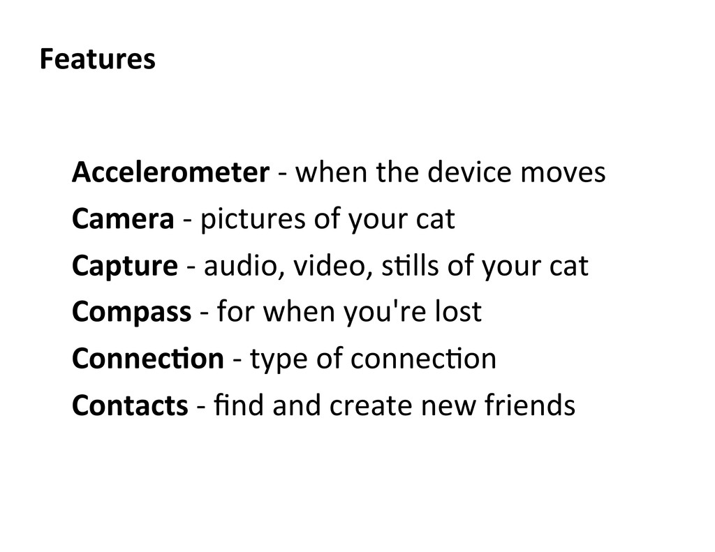 Accelerometer	