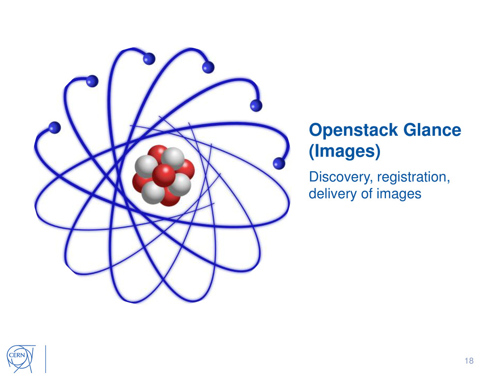 Openstack Glance (Images) Discovery, registrati...