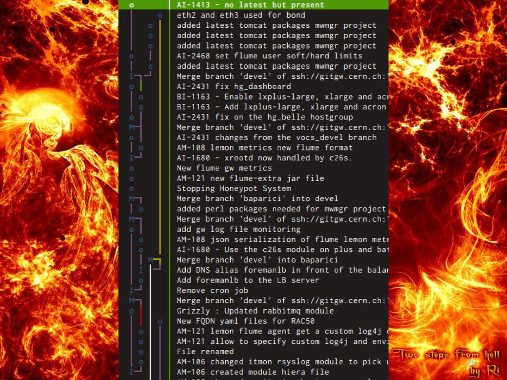 25 Git workflow
