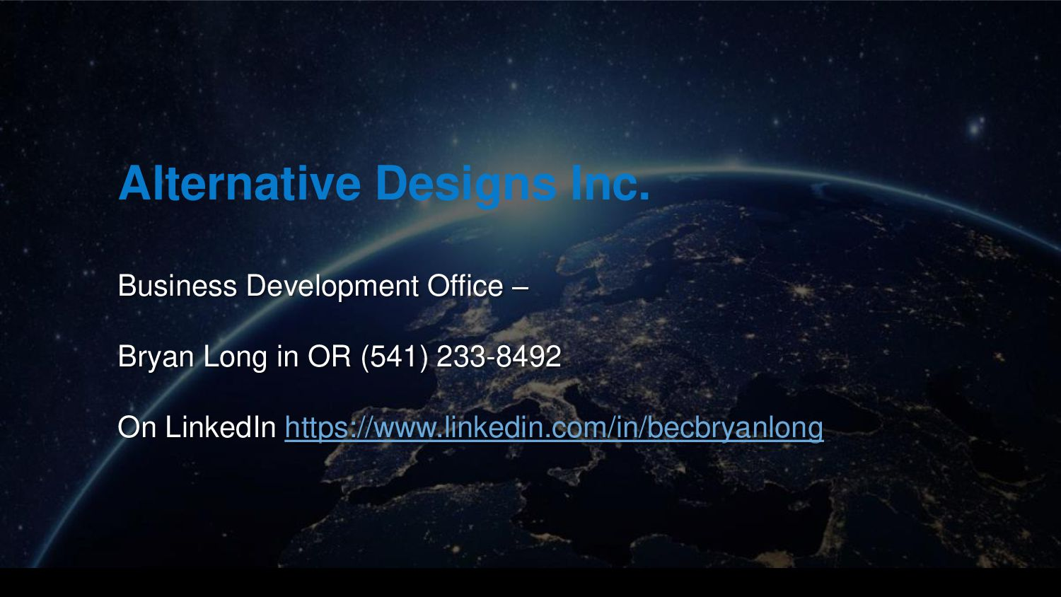 25kW and 100 kW Dual Shell Configurations Engin...