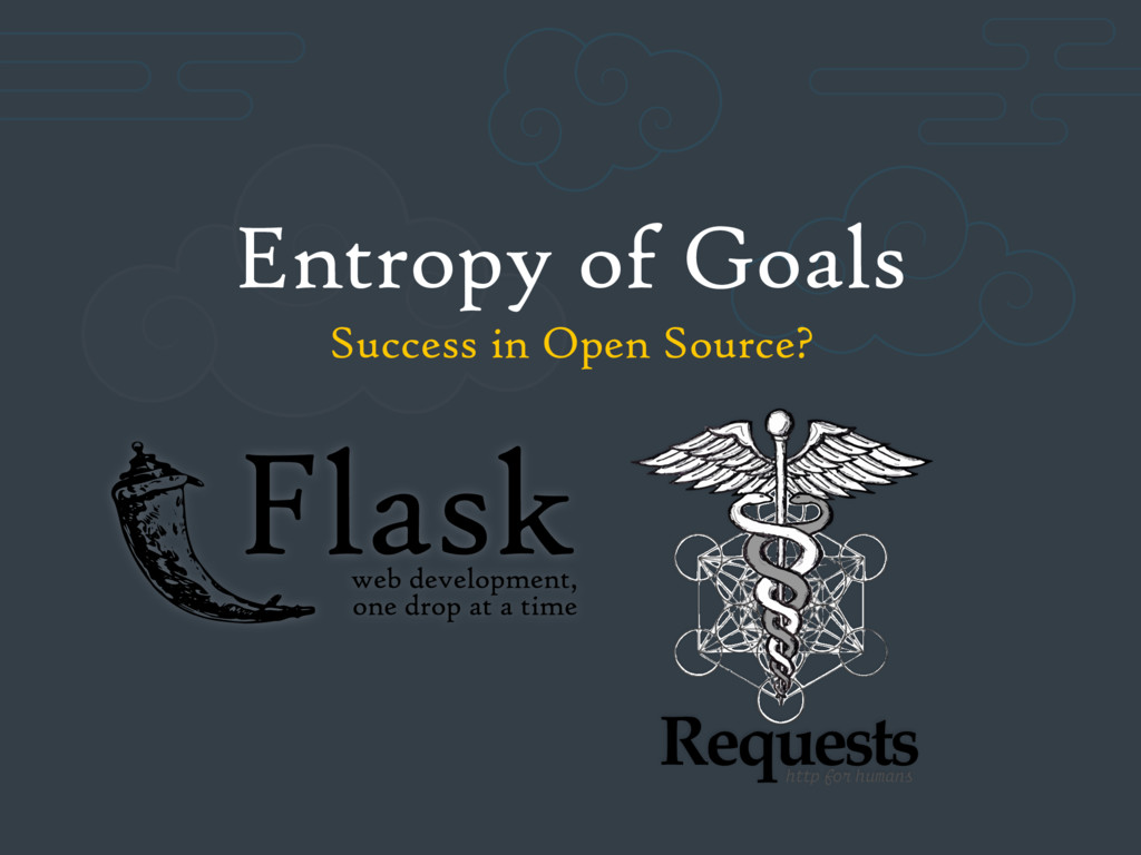 Entropy of Goals Success in Open Source? Reques...