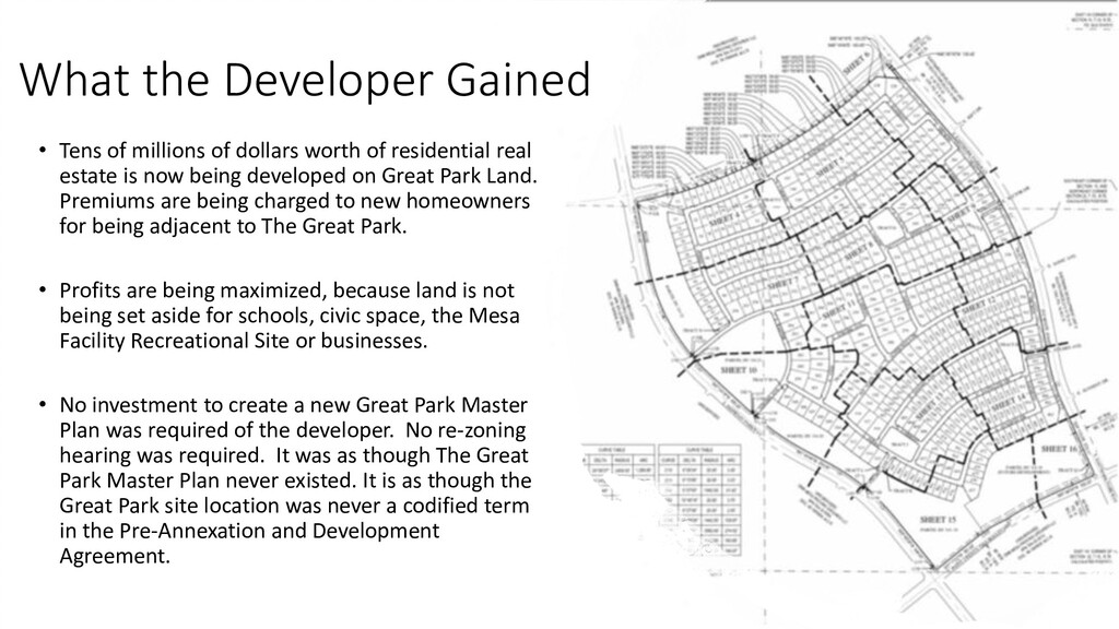 What the Developer Gained • Tens of millions of...