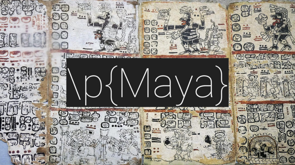 \p{Maya}