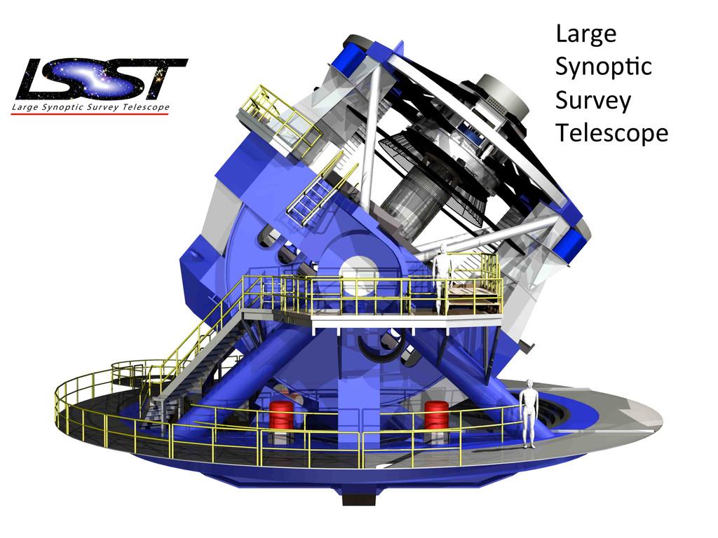 Large  SynopQc  Survey  Telescope