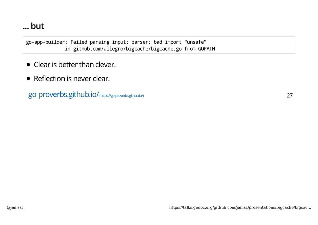 ... but go-app-builder: Failed parsing input: p...
