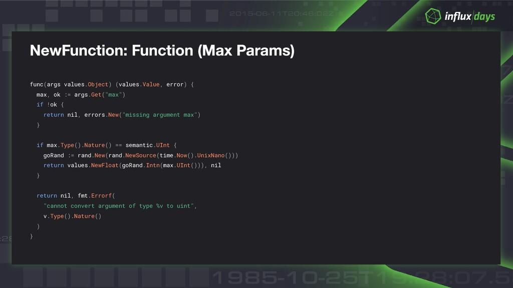 func(args values.Object) (values.Value, error) ...