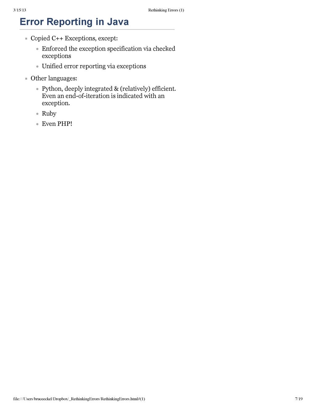 3/15/13 Rethinking Errors (1) file:///Users/bru...