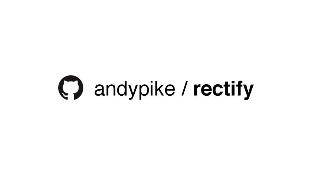 andypike / rectify