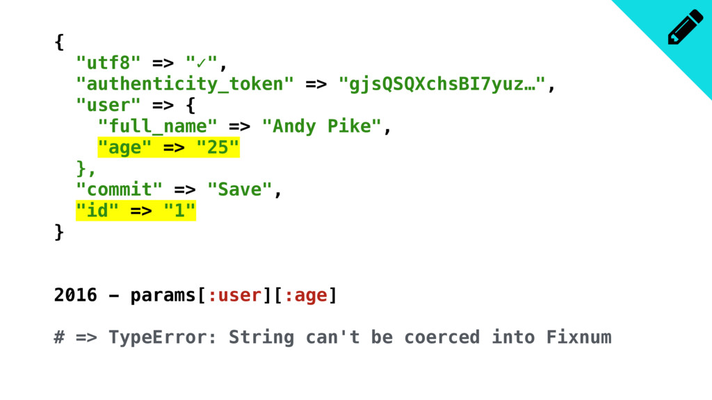 "{ ""utf8"" => ""✓"", ""authenticity_token"" => ""gjsQS..."