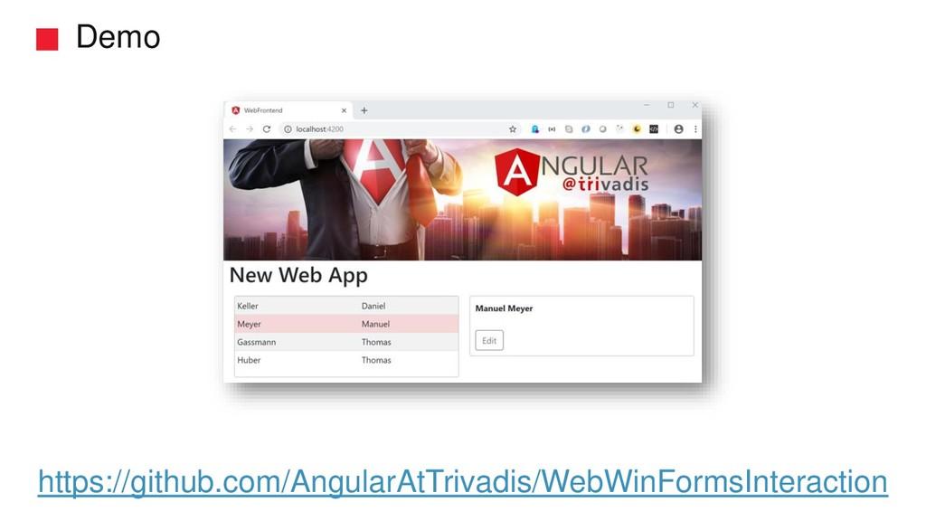 Demo https://github.com/AngularAtTrivadis/WebWi...