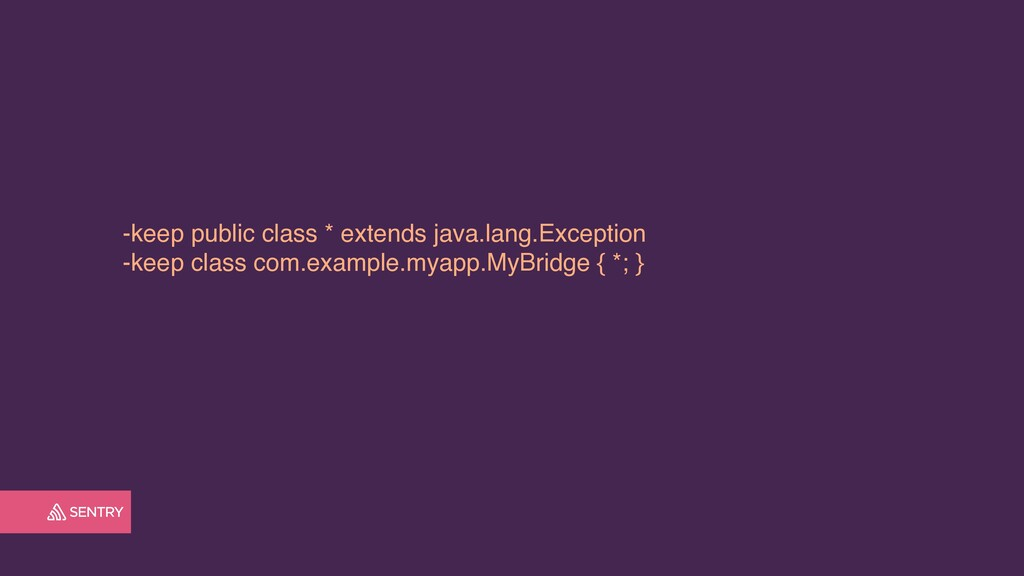 -keep public class * extends java.lang.Exceptio...