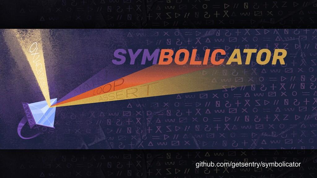github.com/getsentry/symbolicator