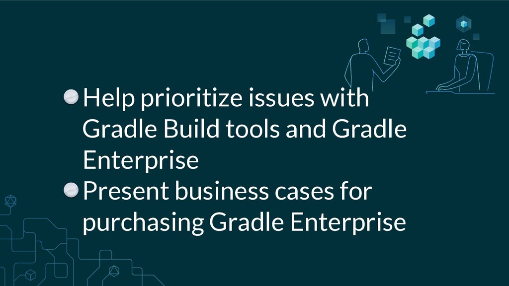 Help prioritize issues with Gradle Build tools ...