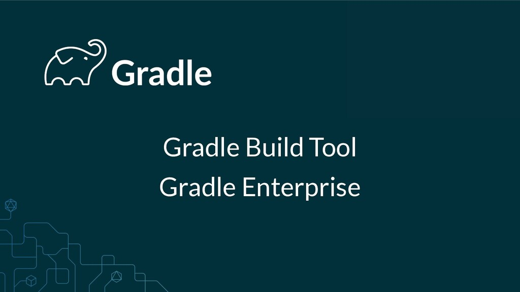Gradle Build Tool Gradle Enterprise