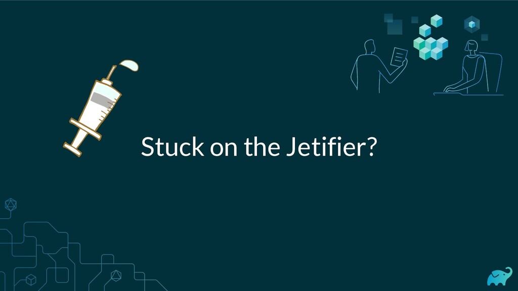 Stuck on the Jetifier?