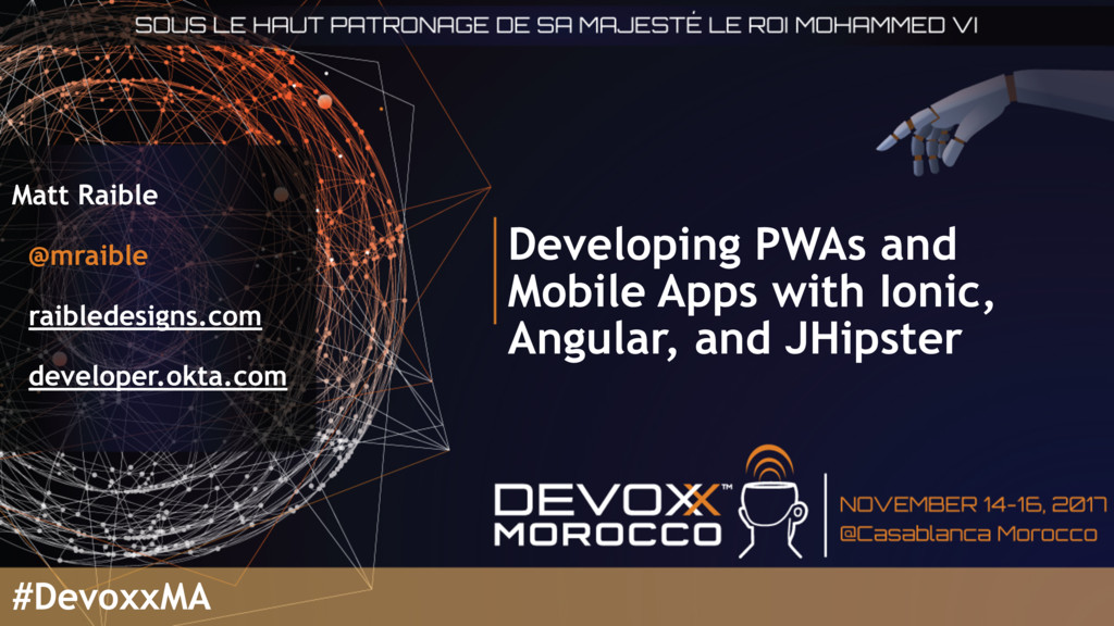 Developing PWAs and Mobile Apps with Ionic, Ang...