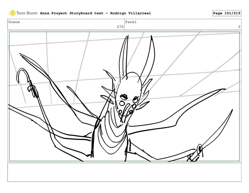 Scene 270 Panel 3 Anna Proyect Storyboard test ...