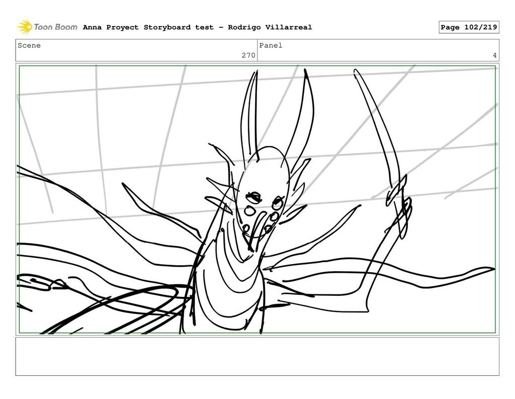 Scene 270 Panel 4 Anna Proyect Storyboard test ...