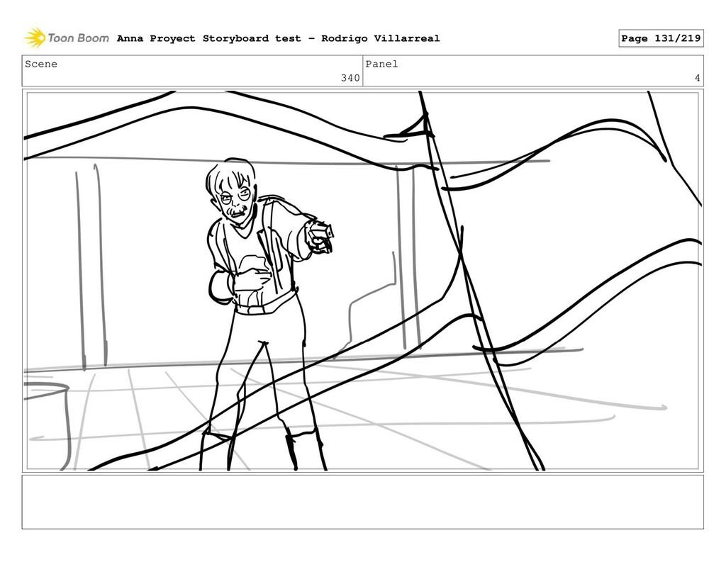 Scene 340 Panel 4 Anna Proyect Storyboard test ...