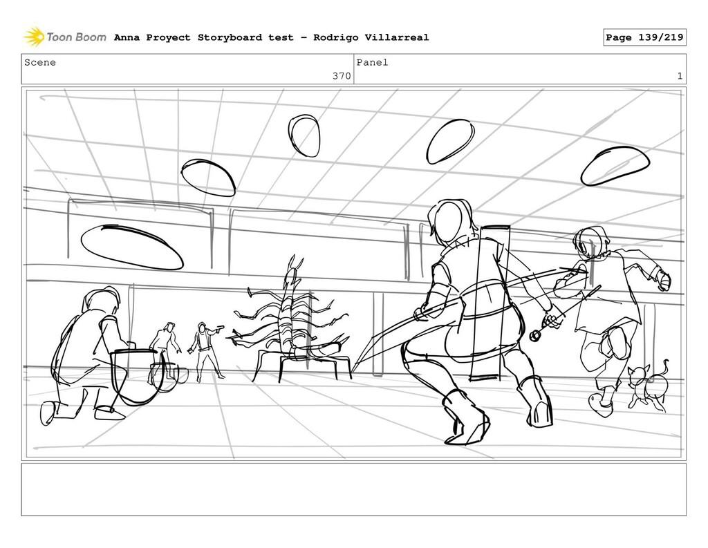 Scene 370 Panel 1 Anna Proyect Storyboard test ...