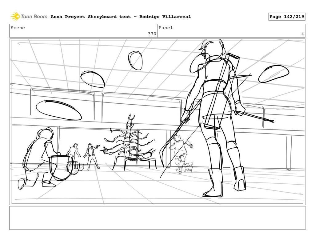 Scene 370 Panel 4 Anna Proyect Storyboard test ...