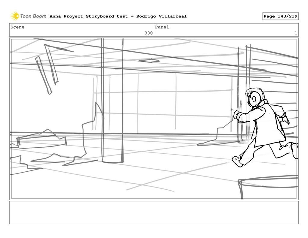 Scene 380 Panel 1 Anna Proyect Storyboard test ...