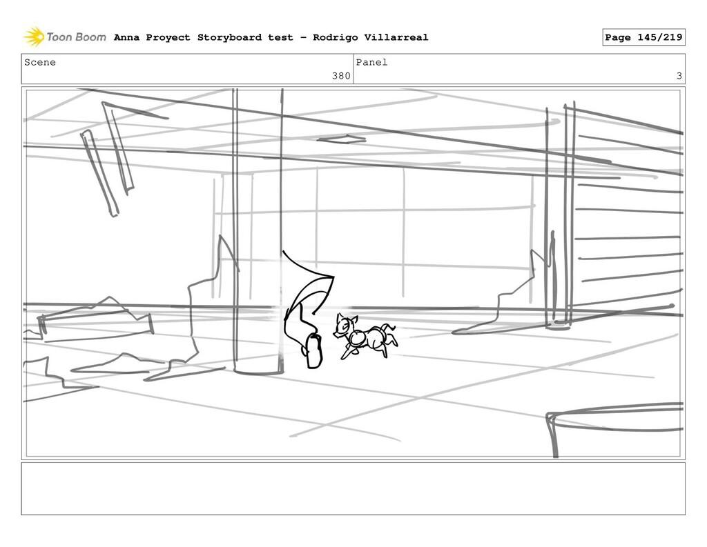 Scene 380 Panel 3 Anna Proyect Storyboard test ...