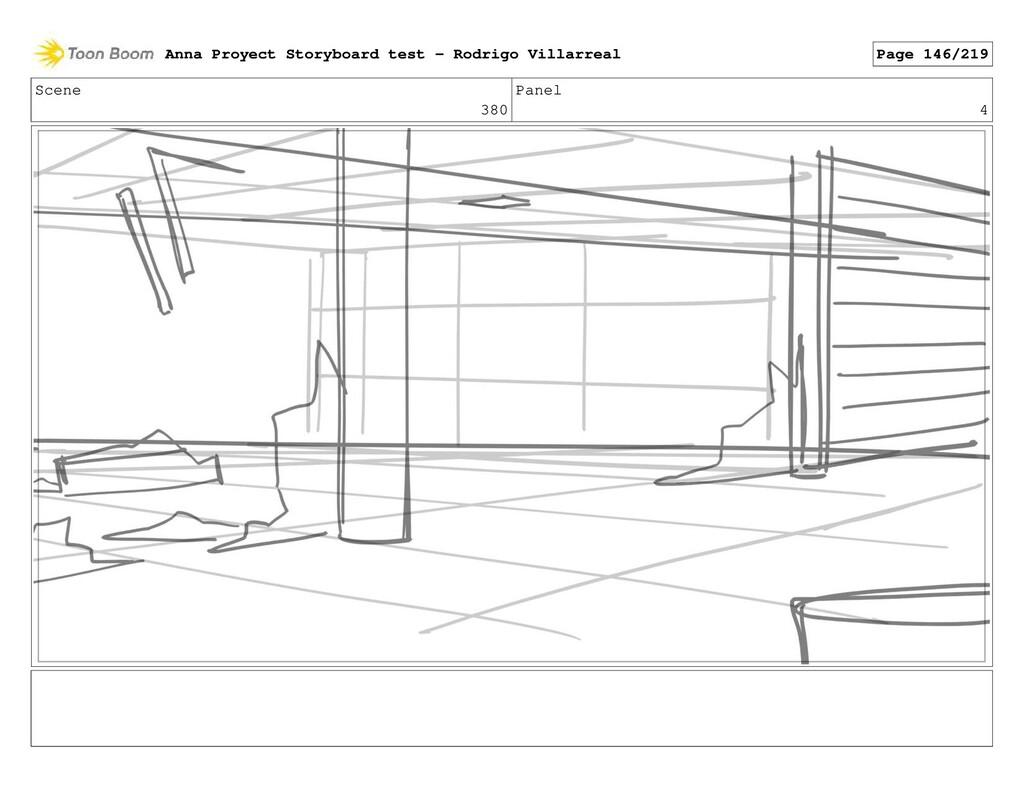 Scene 380 Panel 4 Anna Proyect Storyboard test ...