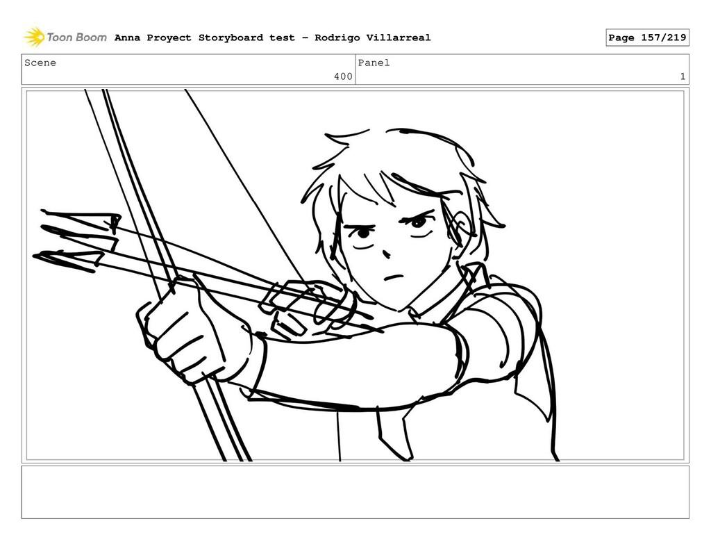 Scene 400 Panel 1 Anna Proyect Storyboard test ...