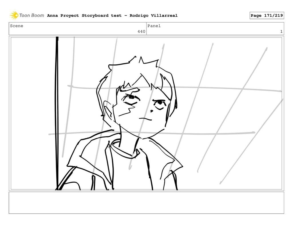 Scene 440 Panel 1 Anna Proyect Storyboard test ...