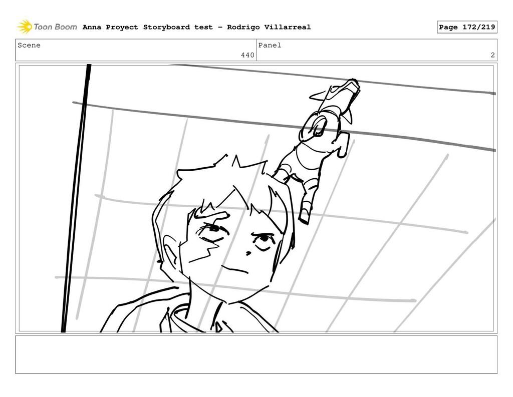 Scene 440 Panel 2 Anna Proyect Storyboard test ...