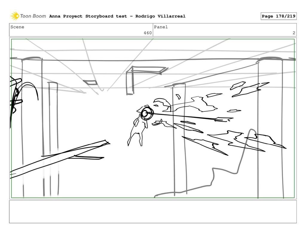 Scene 460 Panel 2 Anna Proyect Storyboard test ...