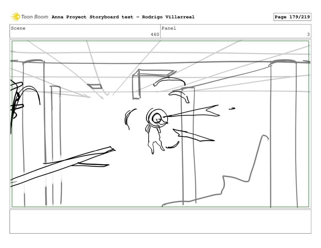 Scene 460 Panel 3 Anna Proyect Storyboard test ...