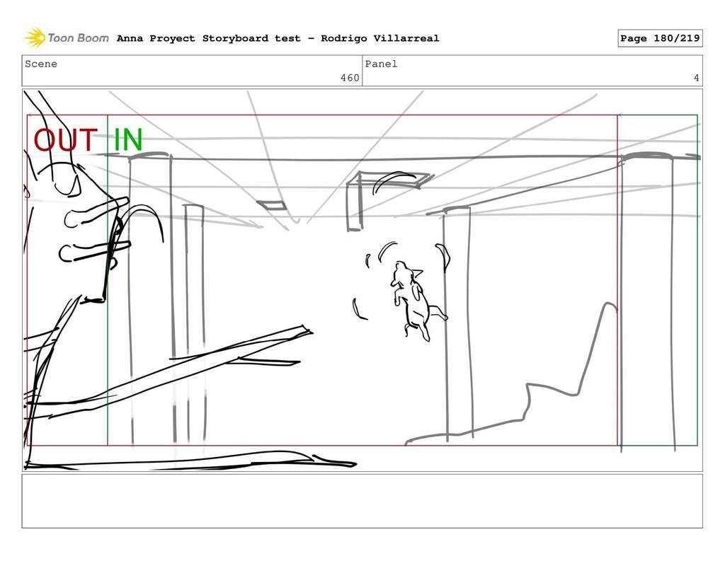 Scene 460 Panel 4 Anna Proyect Storyboard test ...