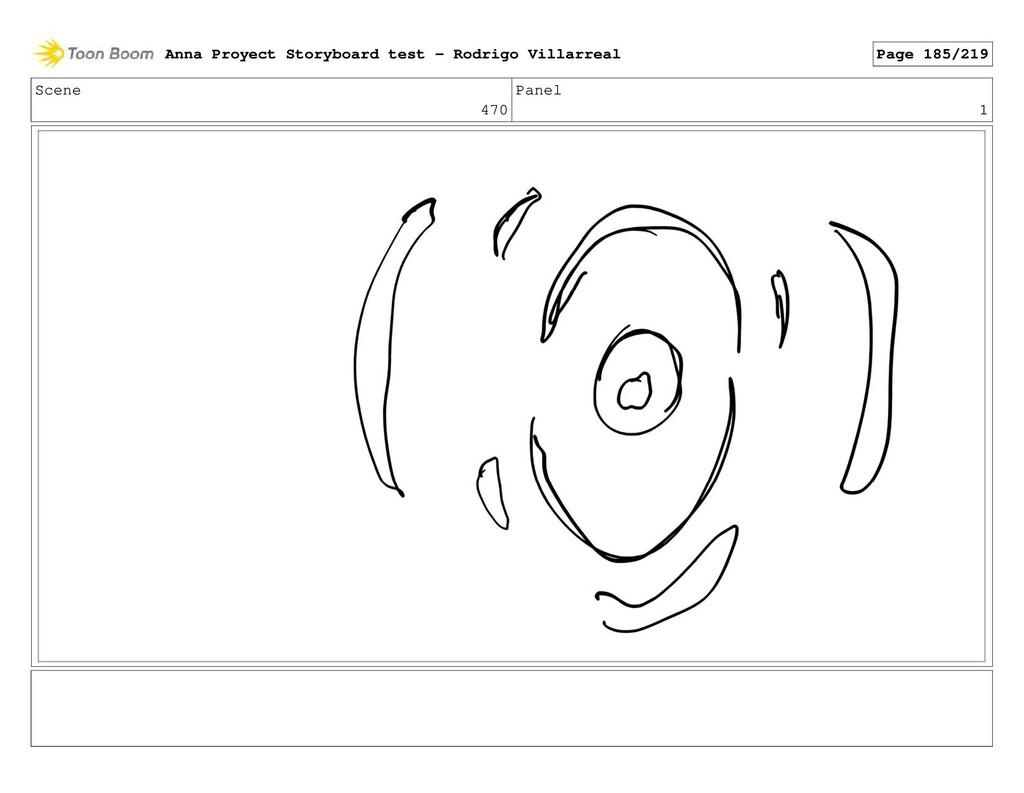 Scene 470 Panel 1 Anna Proyect Storyboard test ...