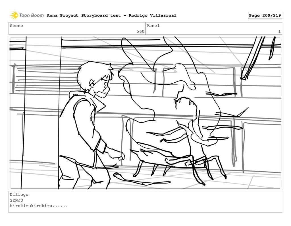 Scene 560 Panel 1 Diálogo SENJU Kirukirukirukir...