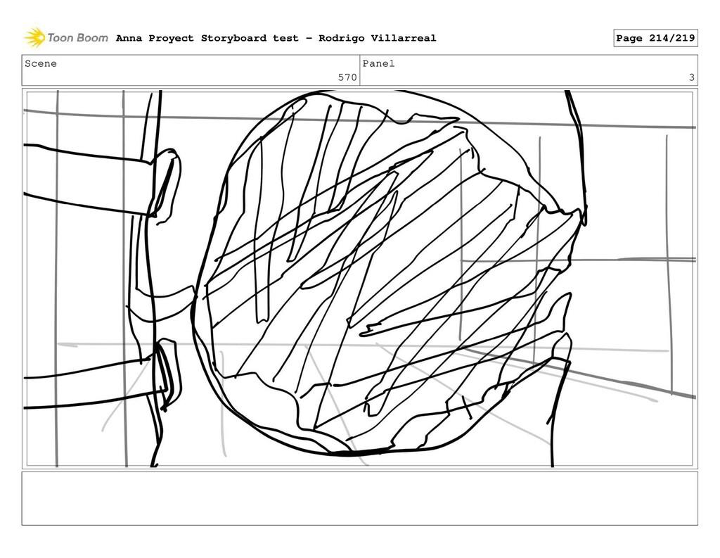 Scene 570 Panel 3 Anna Proyect Storyboard test ...