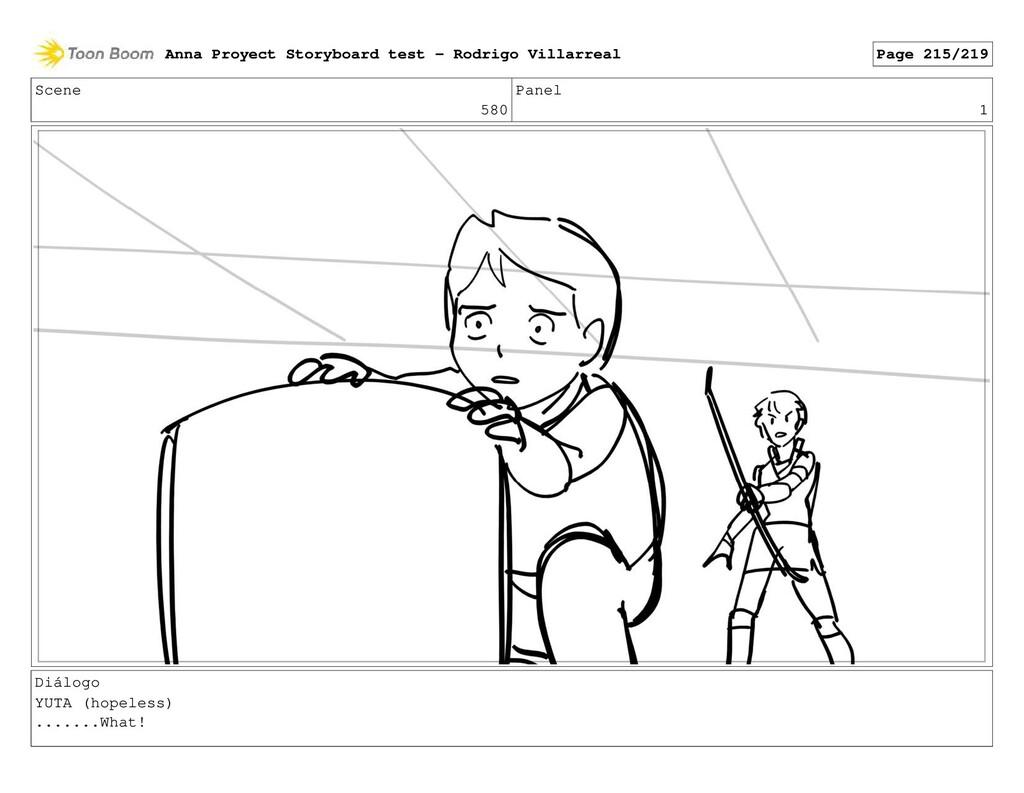 Scene 580 Panel 1 Diálogo YUTA (hopeless) ........