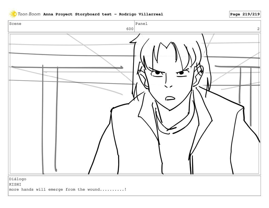 Scene 600 Panel 2 Diálogo KISHI more hands will...