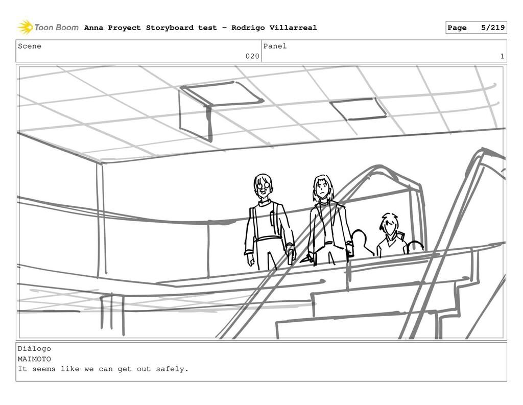 Scene 020 Panel 1 Diálogo MAIMOTO It seems like...