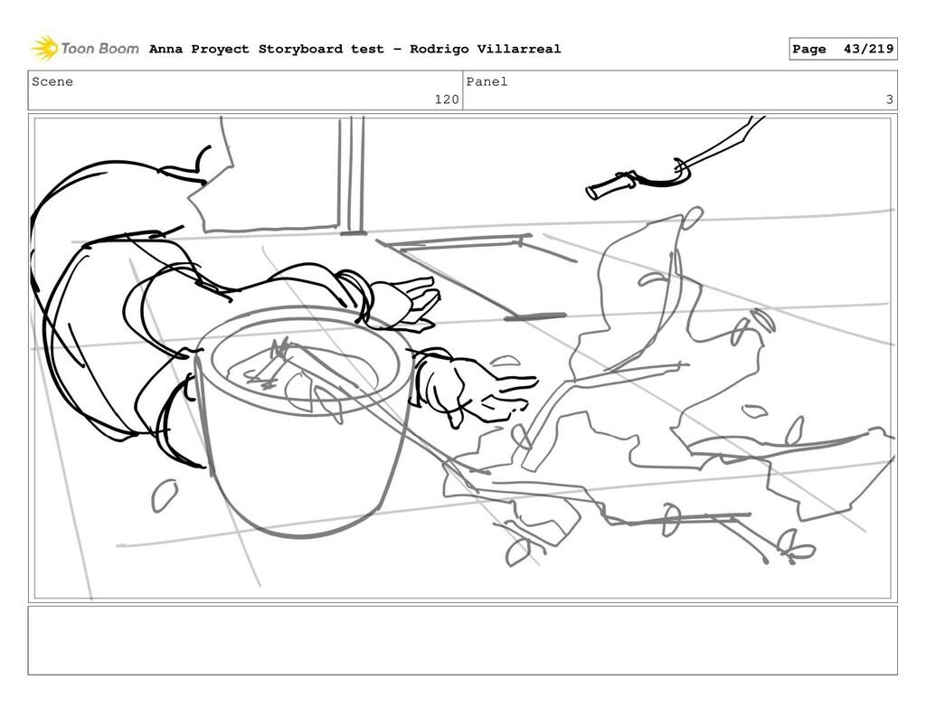 Scene 120 Panel 3 Anna Proyect Storyboard test ...