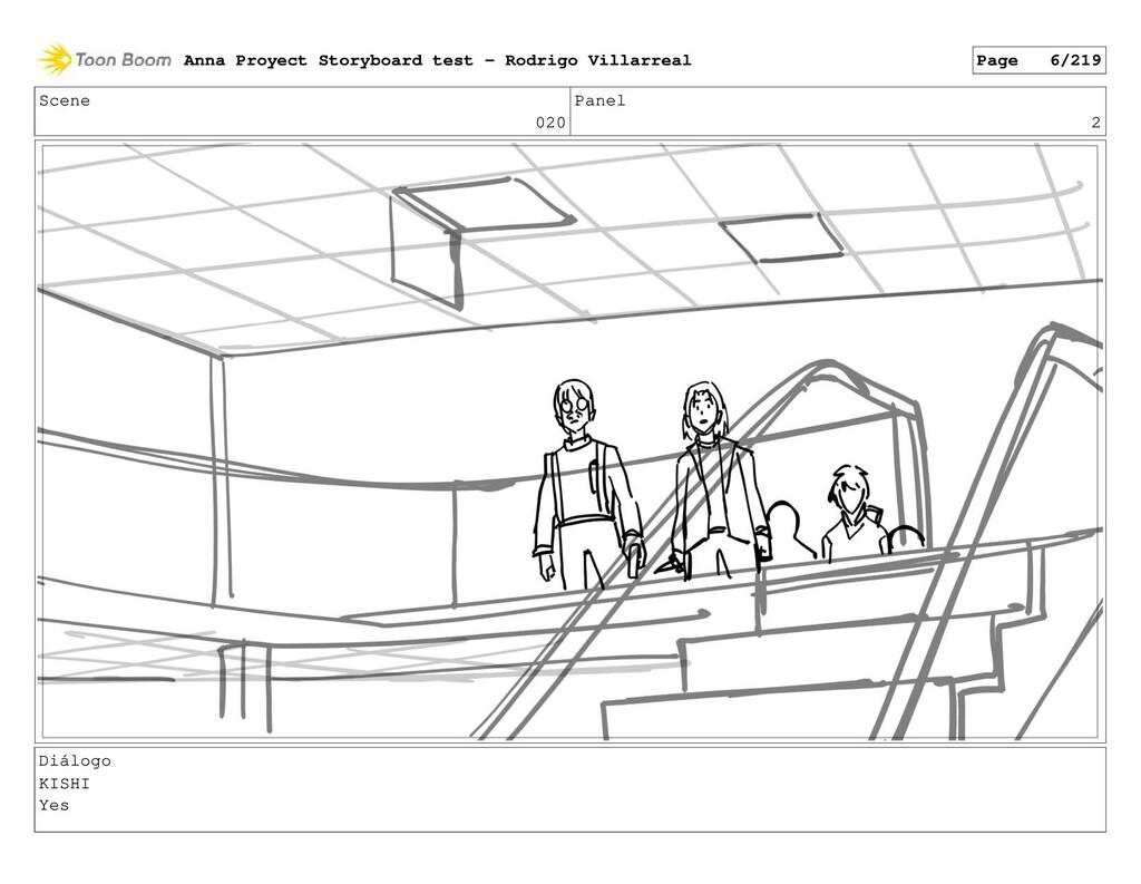 Scene 020 Panel 2 Diálogo KISHI Yes Anna Proyec...