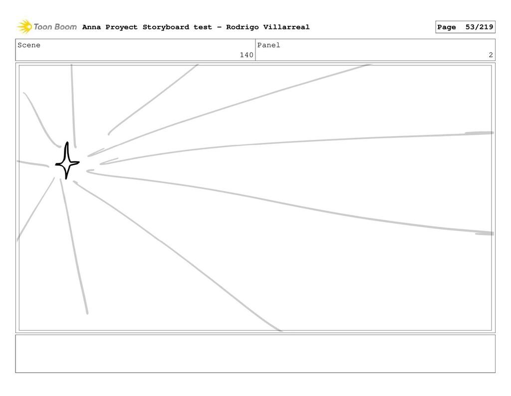 Scene 140 Panel 2 Anna Proyect Storyboard test ...